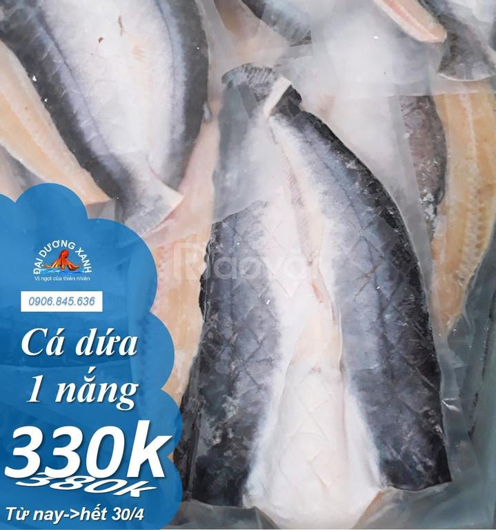 Đặc sản khô cá dứa 1 nắng mua ở đâu uy tín