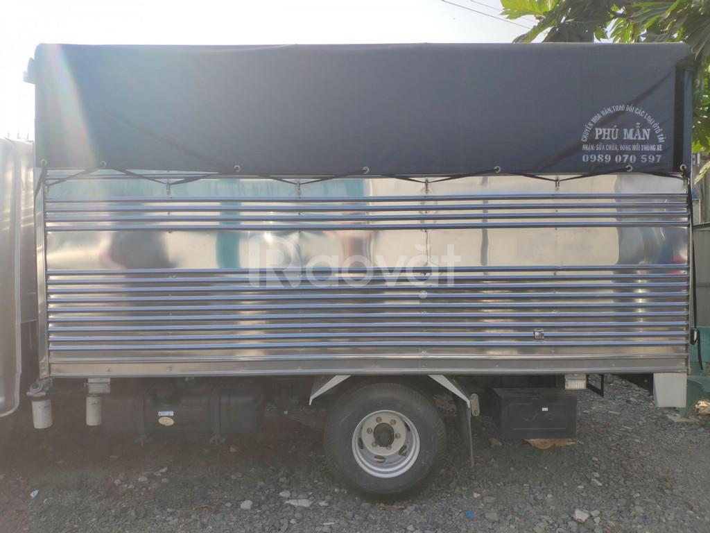 Xe tải 1 tấn giá rẻ, xe tải jac x 99   jac 990kg ở Bình Dương