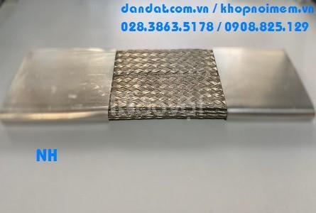 Sản xuất dây đồng bện tiếp địa, thanh đồng bện, dây đồng bện mạ kẽm (ảnh 1)