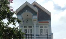 Nhà Bình Chánh, shr, 100m  1 lầu 3pn giá 900tr