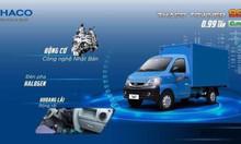 Khuyến mại 100% phí trước bạ xe Towner990, tải trọng 990kg
