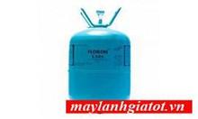 Đại lý bán gas Floron R134 bình 3,2kg - 0902809949