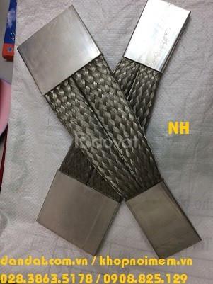 Sản xuất dây đồng bện tiếp địa, thanh đồng bện, dây đồng bện mạ kẽm (ảnh 4)