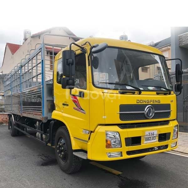 Bán xe tải dongfeng b170 9 tấn  thùng bạt 7.5 mét nhập khẩu