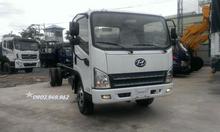 Xe tải Faw 7 tấn 3 ~ faw 7t3|faw máy Hyundai D4DB + 415.000.000VNĐ