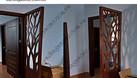 Kết nối nội thất với vách ngăn trang trí phòng khách (ảnh 6)