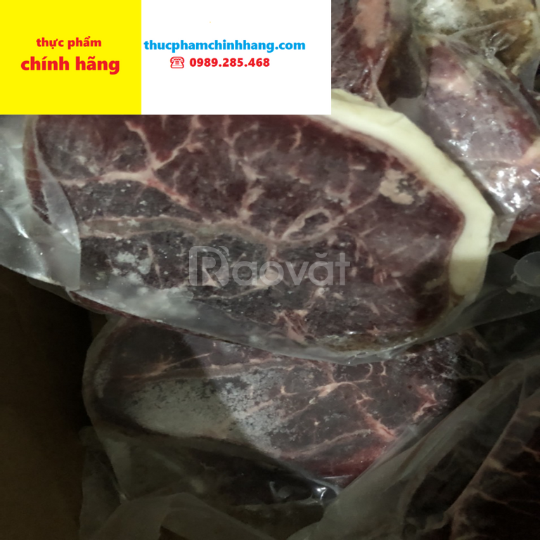 Lõi vai bò Mỹ cao cấp nhập khẩu chính hãng