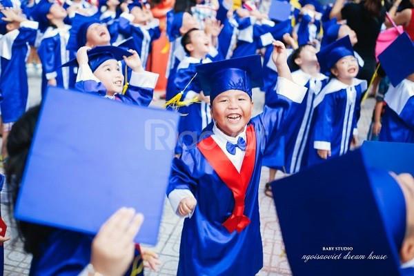 Cơ sở may và cho thuê áo tốt nghiệp mầm non uy tín