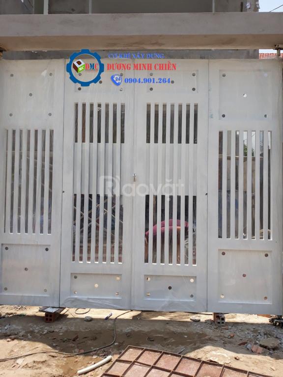 Sửa cửa sắt tại nhà quận 6