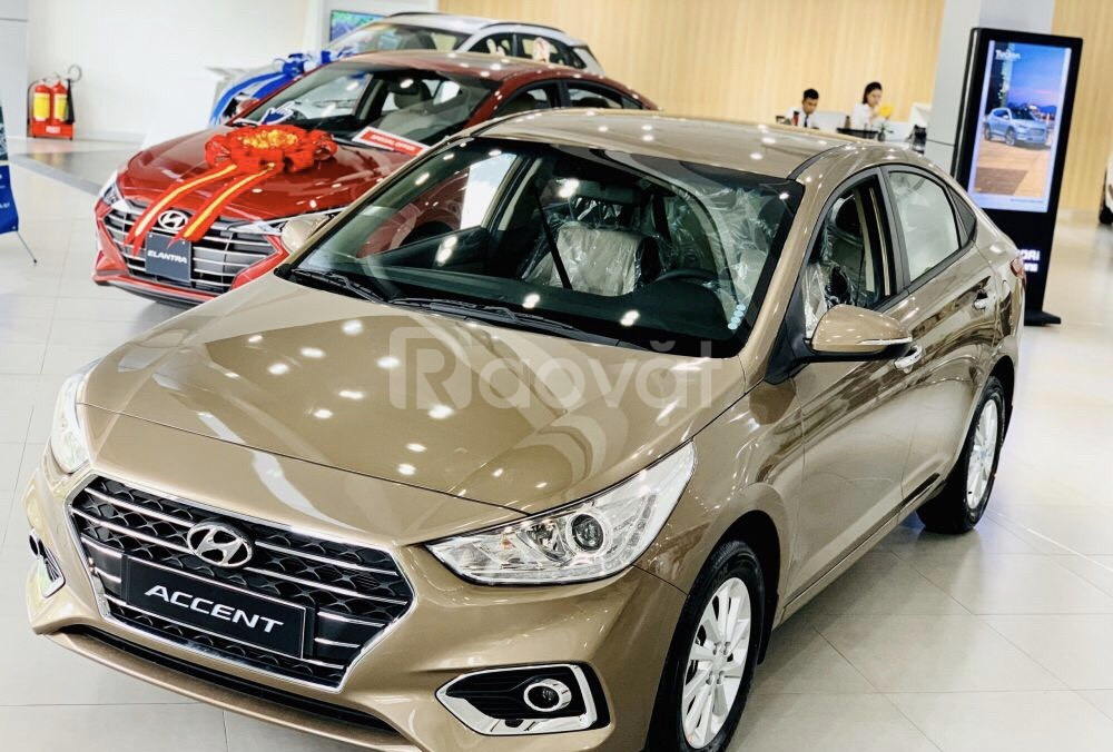 Hyundai Accent 2020, đủ màu giao ngay giá chỉ từ 420 triệu.