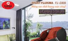 Ghế massage Fujikima C808 chính hãng, giá rẻ