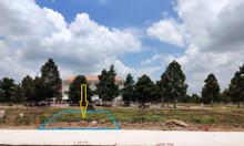 Bán nền thổ cư gần trường học chỉ 19.3tr/m2 – lộ nhựa ô tô quay đầu