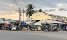 Mt đường nhựa đối diện chợ vs 2 trường học Phước Thạnh Gò Dầu Tây Ninh
