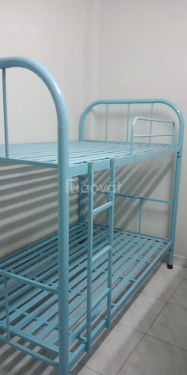 Cung cấp giường tầng sắt cao cấp giá cạnh tranh