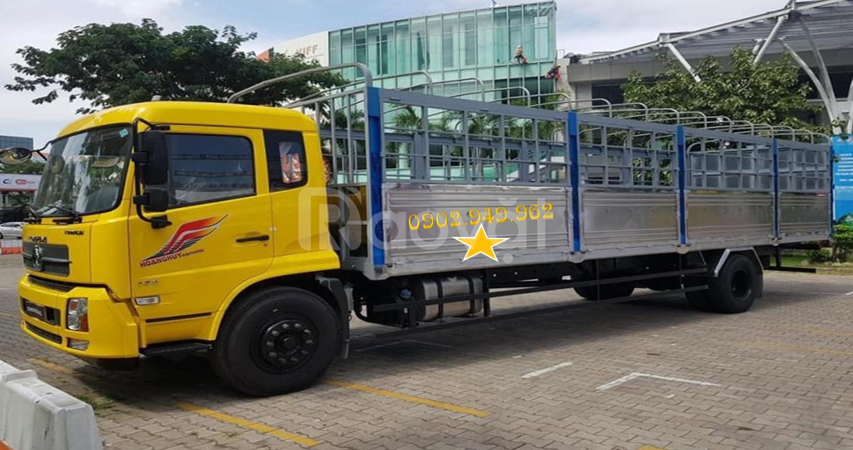 Bán xe tải 8 tấn B180 Dongfeng 8 tấn ~ Thùng 9M5 + 375.000.000VNĐ