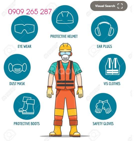 Đồng phục-quần áo bảo hộ lao động giá rẻ tại Visip Bình Dương