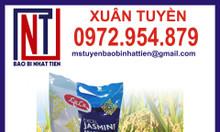 Cung cấp túi đựng gạo, túi gạo 5kg