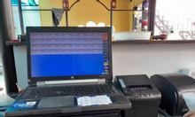 Combo phần mềm + máy in cho quán trà chanh tại Hà Tĩnh