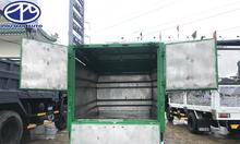 Công ty bán xe rác jac 3 khối trả góp - xe chở rác mini jac 3.5 khối