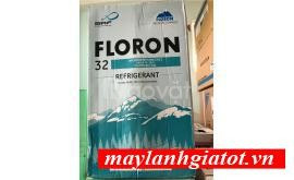 Gas lạnh Floron R32 bình 9Kg - Đại lý gas lạnh Thành Đạt