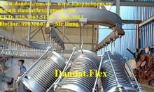 Khớp co giãn - Ống inox 316 DN150 mặt bích Ansi150 sắt - Bù giản nở