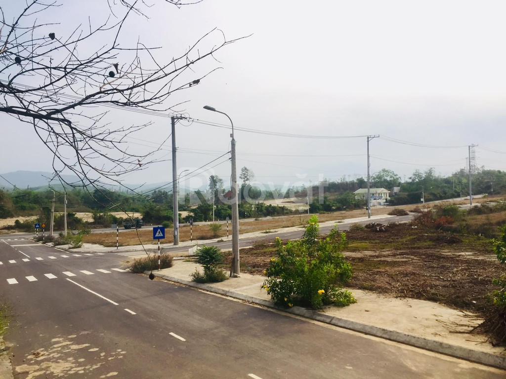 Đất nền Khu đô thị mới TT Khánh Vĩnh - Chỉ 666 Triệu, sổ đỏ từng nền