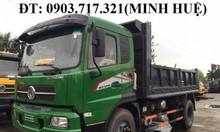 Bán xe ben Dongfeng 8t5 thùng 7 khối 1 cầu ga cơ