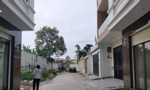 Bán dãy nhà phố 4 tầng ôtô đỗ cửa Mai Trung Thứ, Hải An.