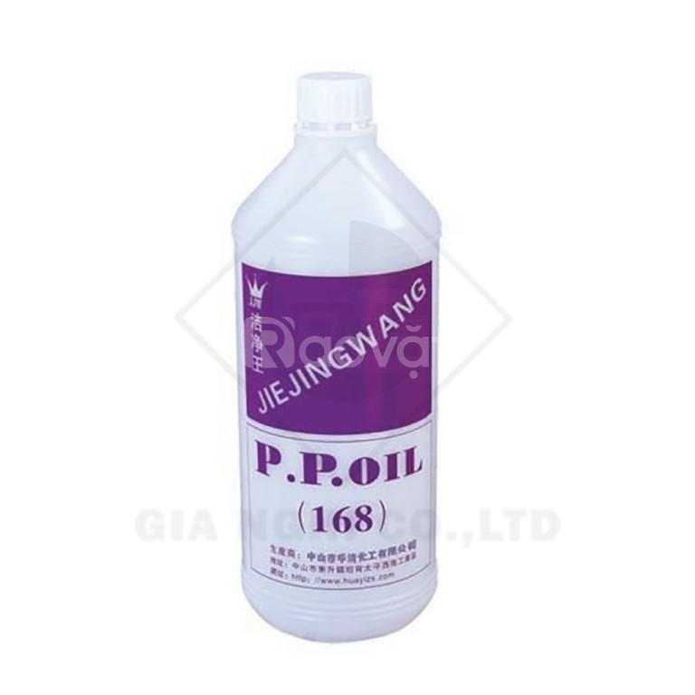 Dầu bôi trơn chỉ giá rẻ pp oil 168
