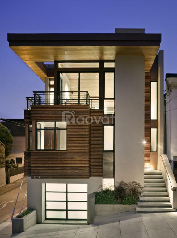 Mẫu nhà khung thép tiền chế 2 tầng đẹp - 5S Architect (ảnh 5)