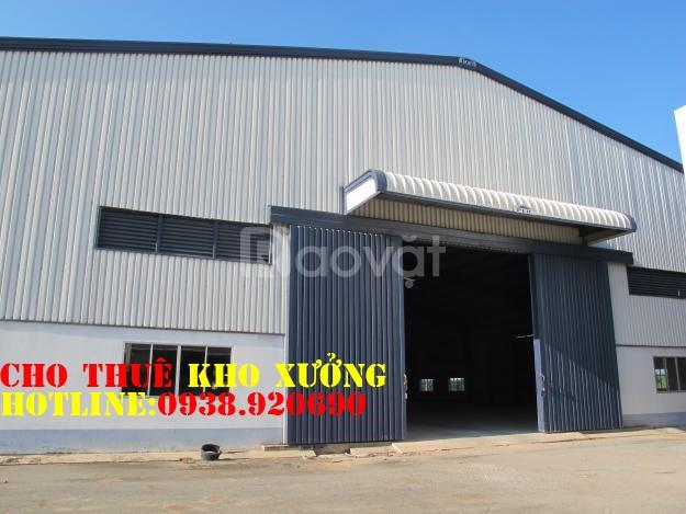 Kho xưởng cần cho thuê gấp quận Bình Tân, Bình Chánh & Long An