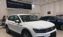Volkswagen Tiguan Highline nhập khẩu, màu trắng tặng quà