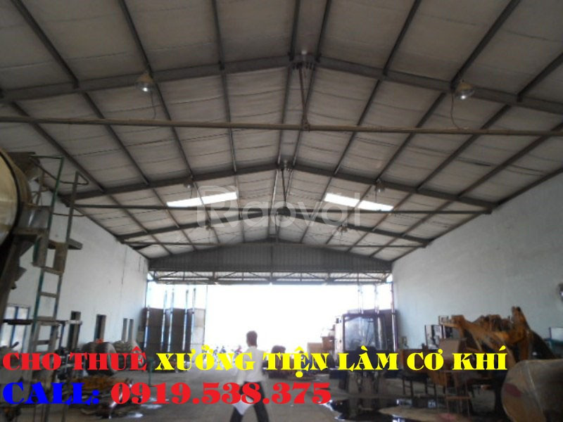 Cho thuê kho khu vực 18B, Lê Văn Quế, Tân Hòa Đông