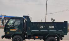 Bán xe ben Hoa mai 3 tấn, 4 tấn tại Hải Dương