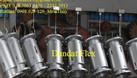 Ống giản nở nhiệt inox dùng cho khí, hơi nóng - khớp co giãn (ảnh 1)