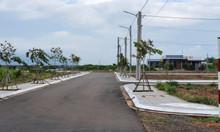 Bán đất mặt tiền đường tỉnh lộ 44A, lưng tựa núi, mặt hướng biển