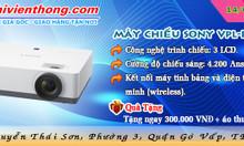 Máy chiếu SONY VPL-EX570 dành cho khách hàng của Tháng 4