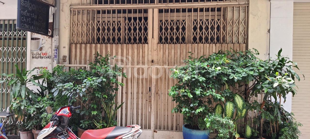 Nhà 1T1L HXH 7m thông đường Hàm Nghi và Nguyễn Huệ