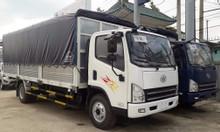 Đại lý xe tải faw 8 tấn thùng bạt 6m3- faw 8 tấn động cơ hyundai nhập
