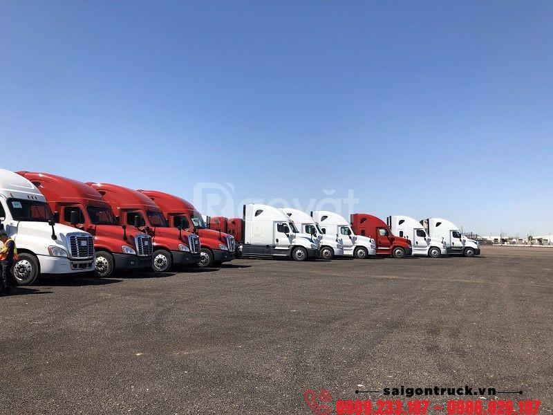 Đầu kéo Mỹ Freightliner Cascadia