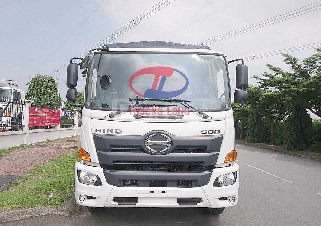 Xe tải mui bạt 2 chân 8 tấn - hino series 500 FG