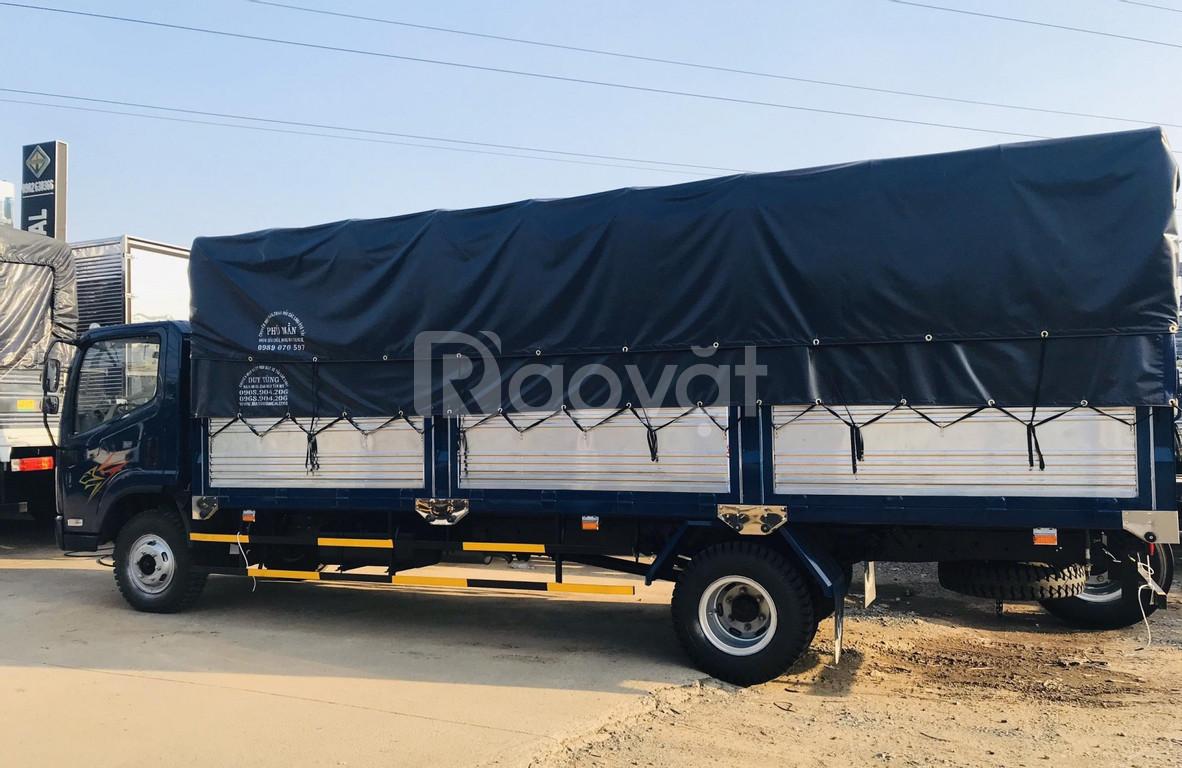 Xe faw 7 tấn 3 - xe  tải faw 7.3 tân- giá xe tải faw 7t3
