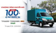 Thaco Towner - Xe tải nhẹ năng động trên mọi tuyến đường