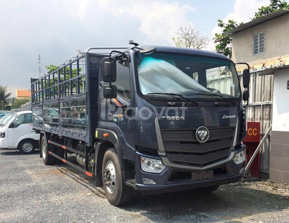 Thaco Auman C160 - Xe tải 9 tấn tại Hải Dương