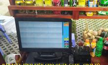 Bán máy tính tiền trọn bộ cho quán cafe tại Phan Thiết