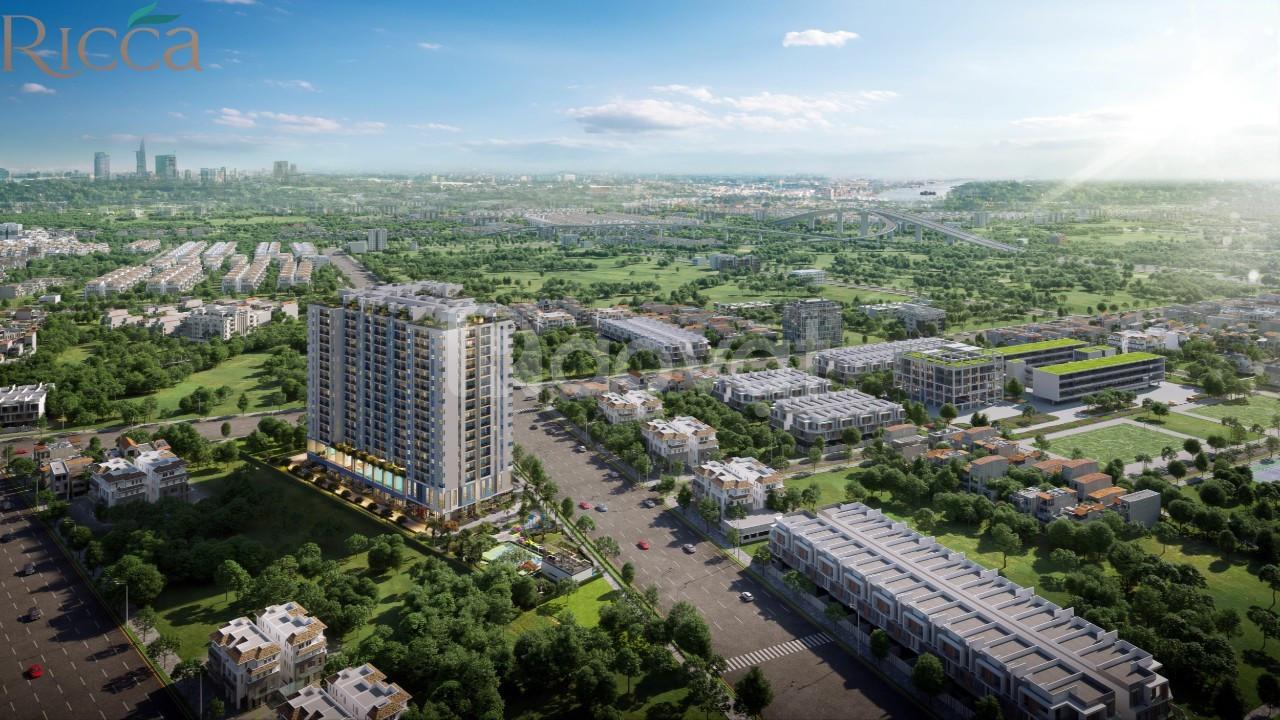 Chính chủ sang lại căn hộ Duplex B17-14 115m2 tại RICCA giá 3.67 tỷ