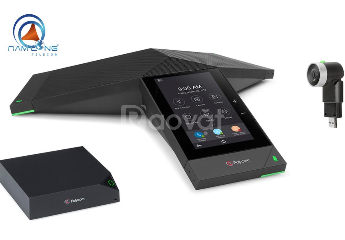 Thiết bị Poly (Polycom) Trio 8500 - Điện thoại IP phone cao cấp