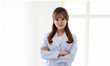 Nhận may áo choàng bác sỹ, áo Blouse theo yêu cầu, theo số lượng