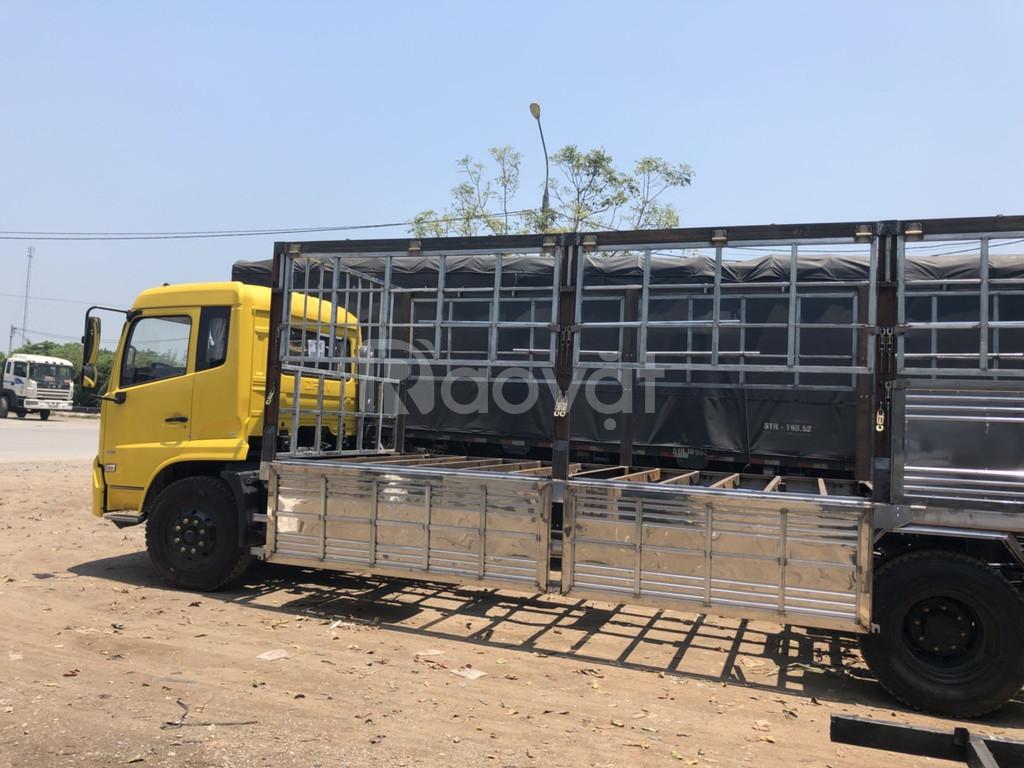 Giá xe tải Dongfeng 8 tấn~Dongfeng 9 tấn + Bình Dương