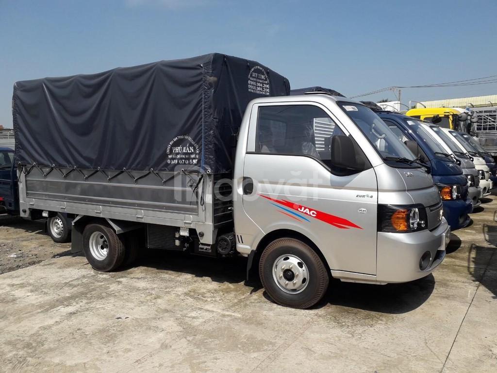 Xe tải jac x99   jac 990kg   jac 1 tấn , xe tải jac x99 giá bao nhiêu
